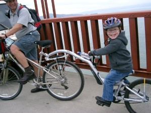 bicicletta radiobussola