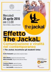 locandina evento the jackal