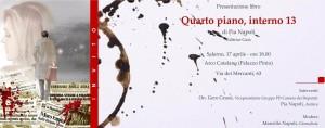 locandina libro Pia Napoli - radio bussola