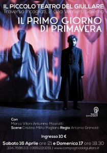 locandina teatro grimaldello - radio bussola