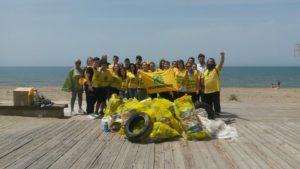 legambiente spiagge e fondali puliti