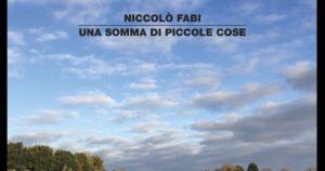 Niccolo' Fabi - Una somma di piccole cose