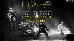 U2 copertina
