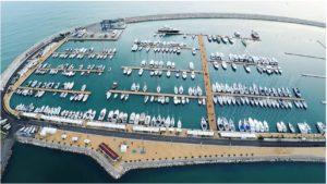 marina d'arechi porto