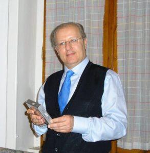 Il Prof Enrico Marchetti