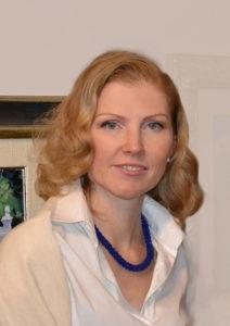 Marina Peregudova