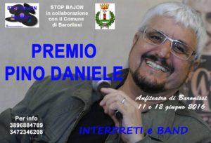 Premio Pino Daniele radiobussola