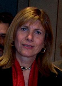 maria gabriella alfano - presidente ordine architetti salerno