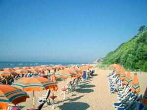 spiaggia radiobussola