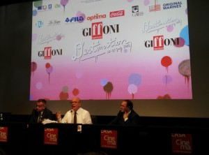 Giffoni Experience conferenza