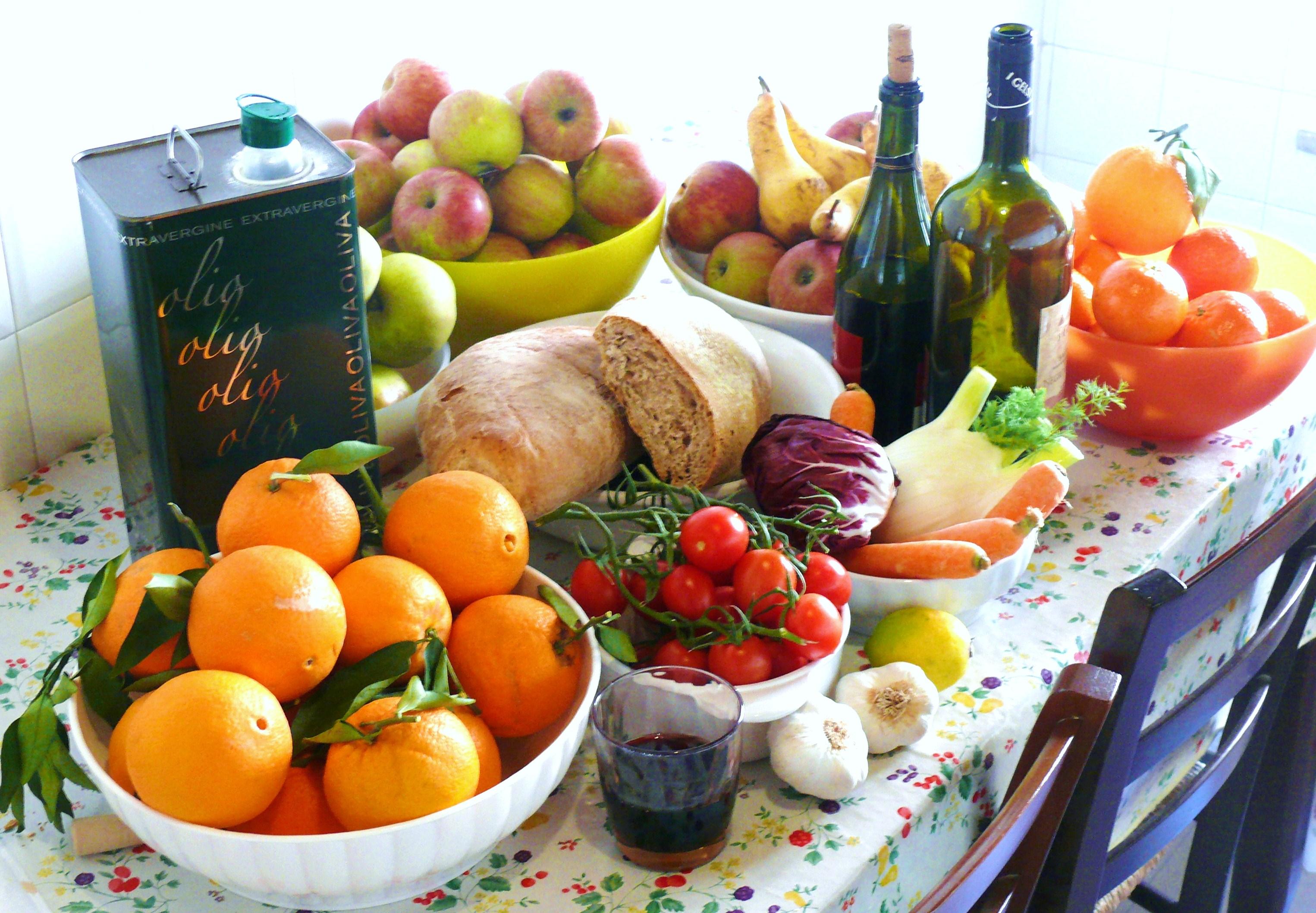 cibo mediterraneo radiobussola