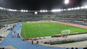 Stadio Marco Antonio Bentegodi, casa del Chievo e dell'Hellas Verona