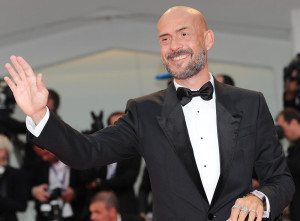 "Italian actor Gian Marco Tognazzi poses at the premiere of the movie ""Bella addormentata"" during the 69th Venice Film Festival in Venice, Italy, 5 September 2012. The festival runs from 29 August to 08 September. ANSA/DANIEL DAL ZENNARO"