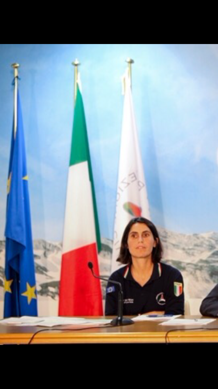 Titti Postiglione protezione civile terremoto
