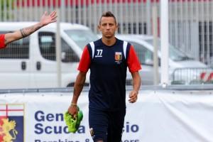 Riccardo Improta, attaccante della Salernitana in prestito dal Genoa