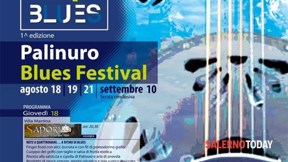 palinuro- fervono i preparativi per la 1^ edizione del palinuro blues il primo festival del blues su strada 18-19-21 agosto e 10 settembre.