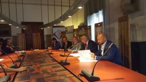 Camera di Commercio, CLAAI Salerno, Ferrigno, Dario Loffredo, Franco Picarone
