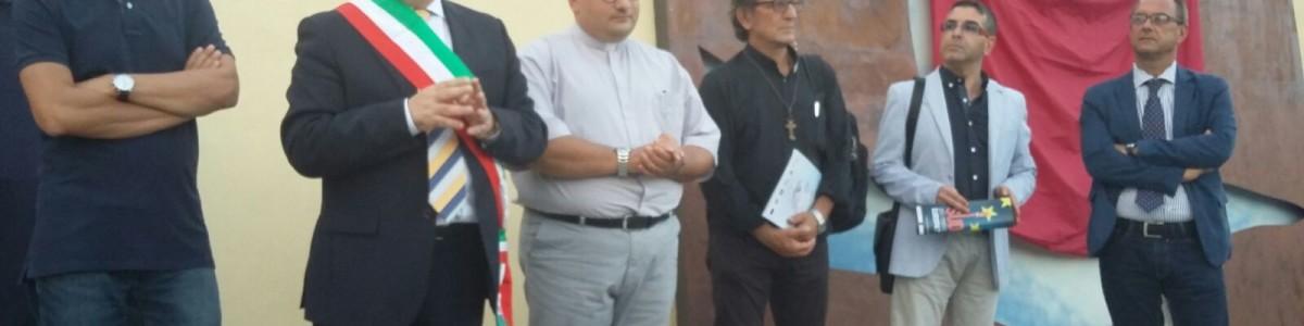 Premio Sele d'Oro 2016 fa memoria di tutte le vittime delle mafie. Presente l'ex parroco di Scampia
