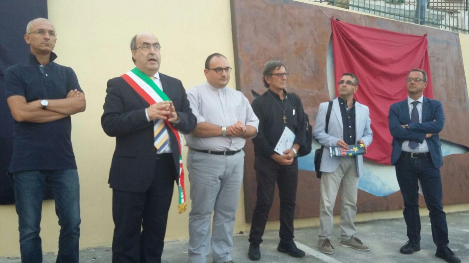 Inaugurazione premio sele d'oro oliveto citra