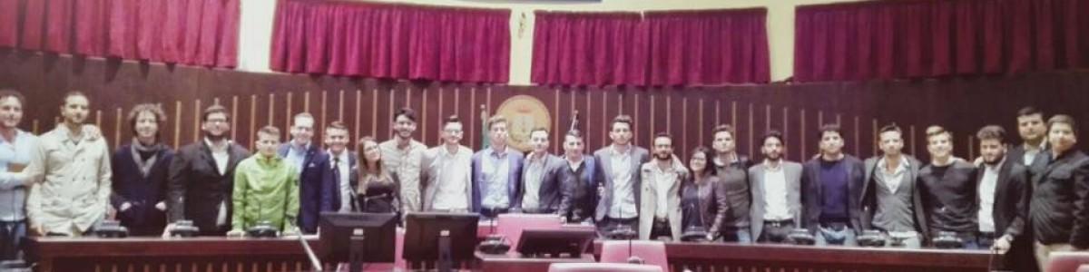 I giovani di Scafati finalisti di Forum In Canto ad Area Sanremo