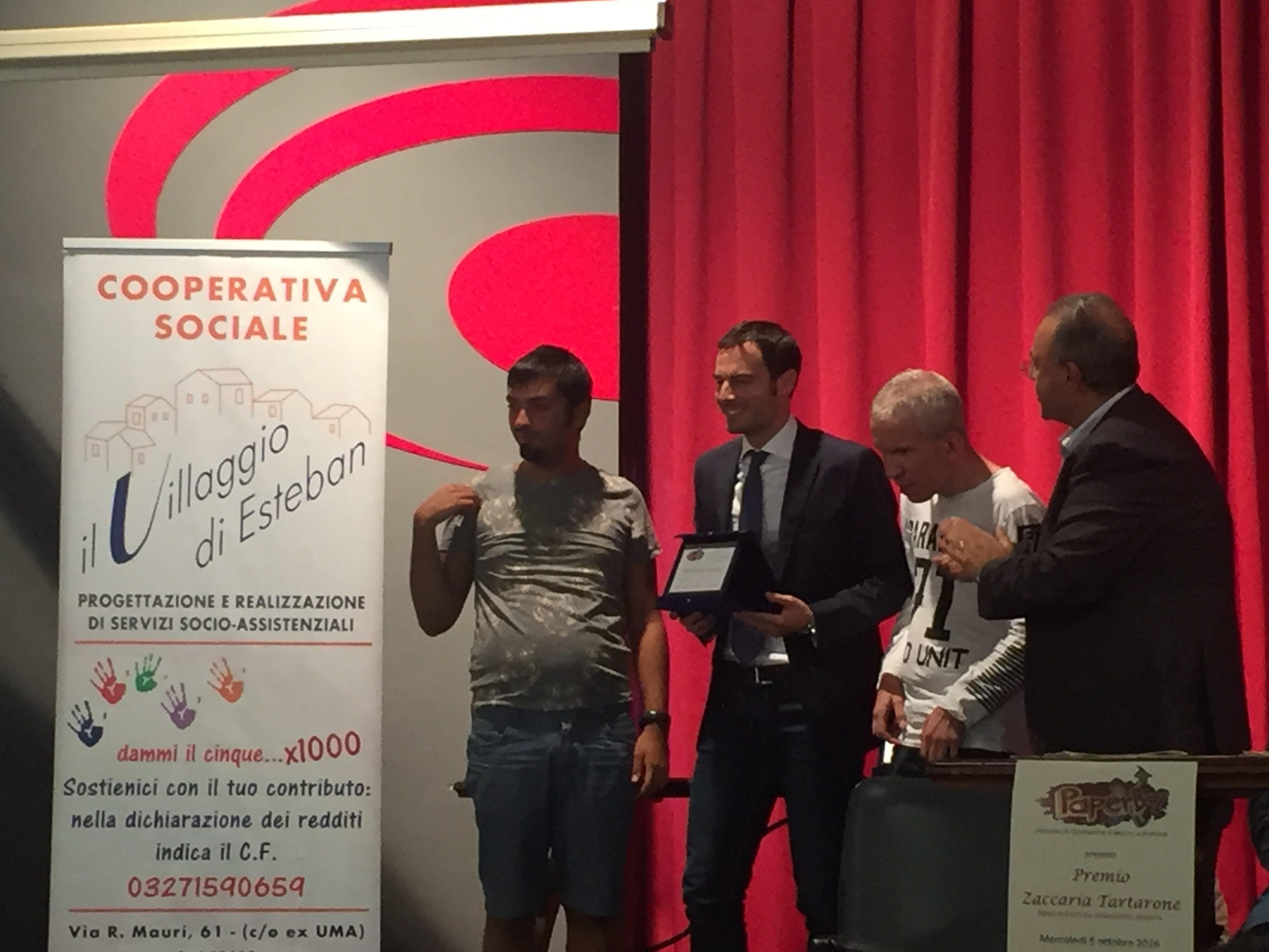 Sezione Radio - Alfonso Maria Avagliano
