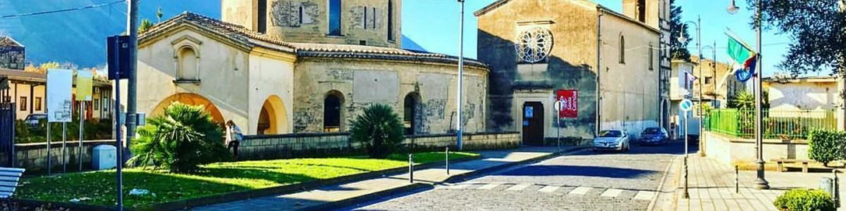 Concorso F.A.I., l'istituto Pucci in finale con una foto del Battistero di Nocera Superiore