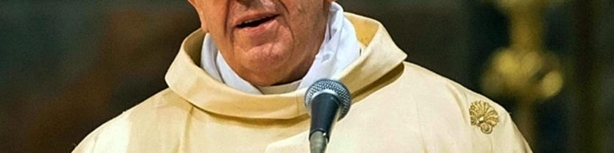 Papa Francesco ai parroci: «Siate vicini ai giovani che convivono»