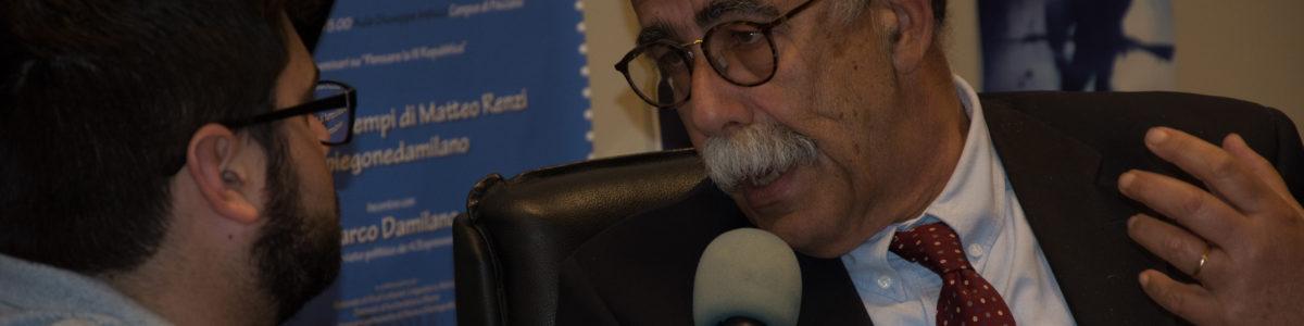 UniSa: da Tangentopoli ai giorni nostri, Sandro Ruotolo racconta uno spaccato di Italia – INTERVISTA