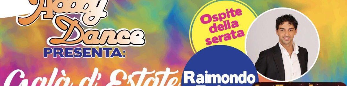 """La Hobby Dance Battipaglia presenta il """"Gala d'Estate"""", con Raimondo Todaro"""