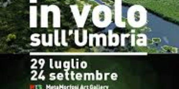 """""""In volo sull'Umbria"""", mostra fotografica ad Amalfi"""