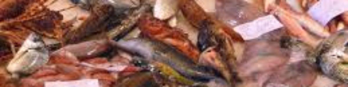 Blitz al mercato ittico: sequestrati 250 chili di pesce