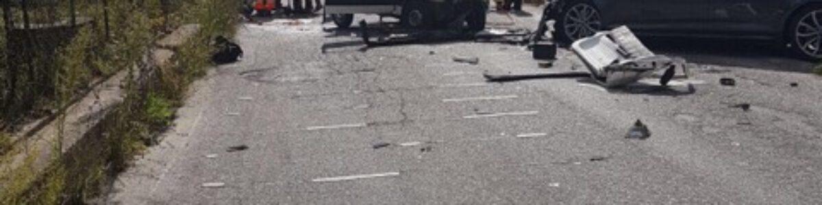 Incidente stradale a Pontecagnano: muore ottantenne