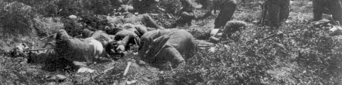 Identificati altri due soldati inglesi caduti nel '43 e ritrovati a Capezzano