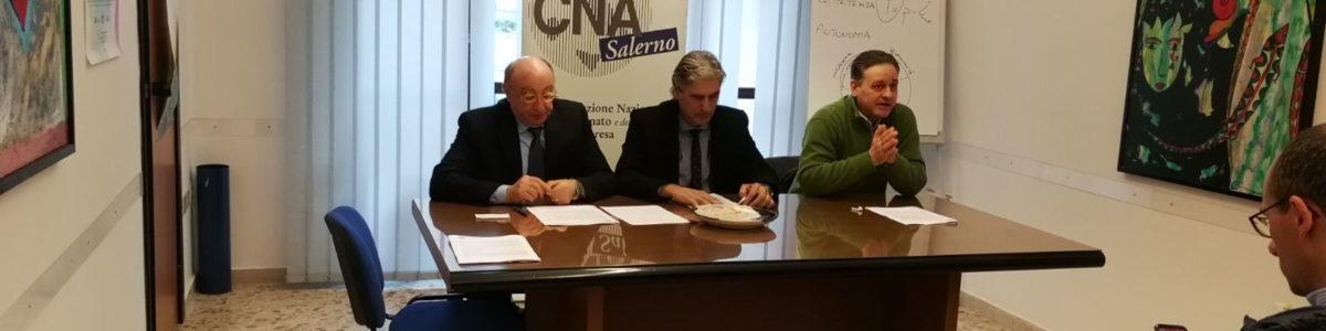 La CNA di Salerno presenta tutte le attività in programma per il 2018