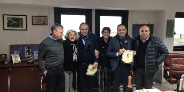 Oscar dell'Ortofrutta: riconoscimento del Comune di Battipaglia alla OP Secondulfo