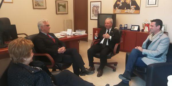 Sicurezza, il sindaco di Salerno incontra il Questore: il punto