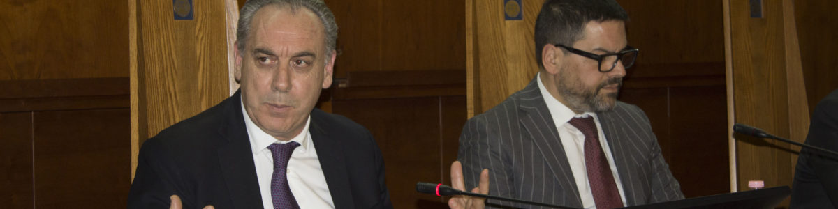 Legnini all'UniSa parla anche di meritocrazia nel Csm: «Si applichi sempre più all'organo della magistratura»