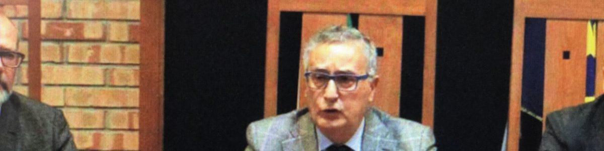 L'ex procuratore di Salerno Franco Roberti nominato assessore da De Luca