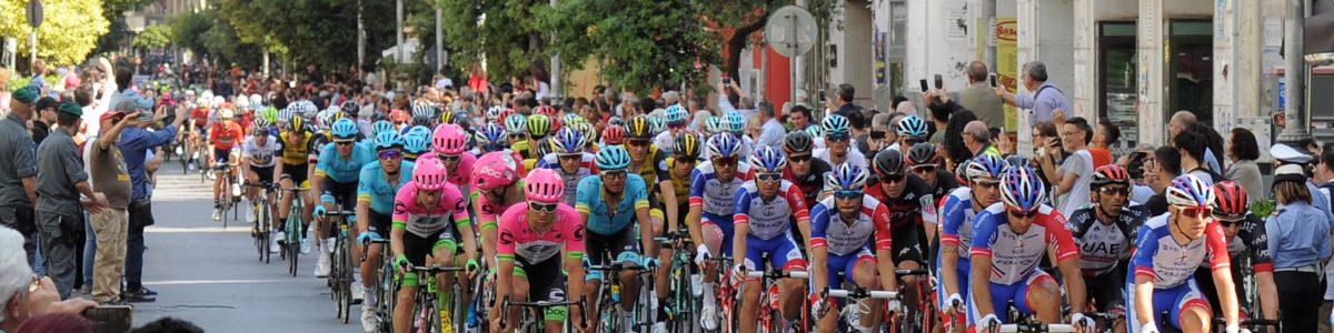 Sicurezza Giro d'Italia: a Salerno grande lavoro della Municipale