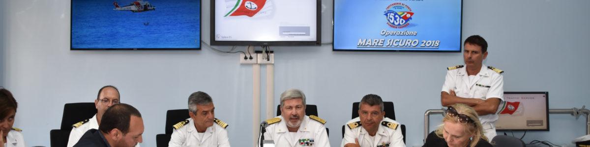"""Campania, al via """"Mare Sicuro 2018"""": Capitaneria di Porto a lavoro per sicurezza e prevenzione"""