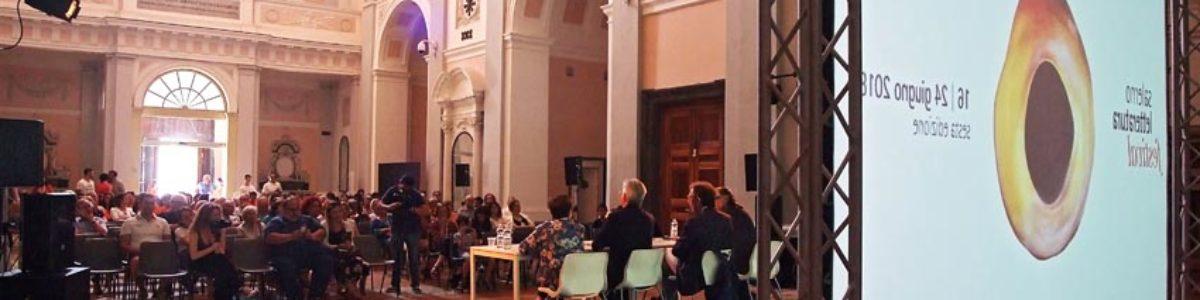 """Il quarto appuntamento con il festival """"Salerno Letteratura"""" – INTERVISTA A GIULIA SISSA"""