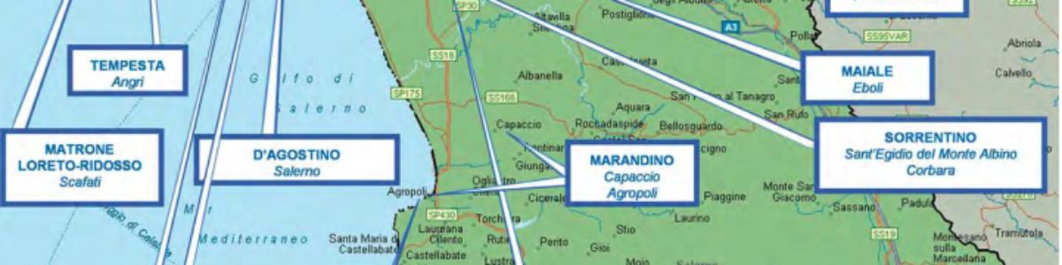 Antimafia, ecco la mappa delle organizzazioni criminali nel Salernitano
